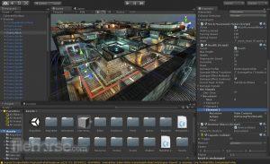 Unity3D Full Version Crack Download 2021 Free