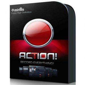 Mirillis Action Full Crack Version 4.20.3 Download Free 2021 Mac/Windows