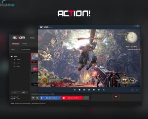 Mirillis Action Pro 4 Full Cracked Version with Latest Product Key 32/64bit Free Download