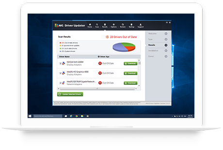 AVG Driver Updater 2021 Crack With Patch Torrent Download For Win/Mac: