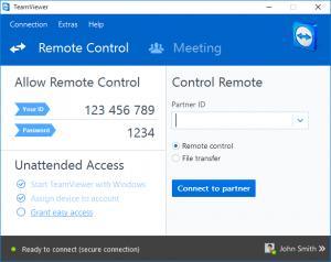 TeamViewer 15 Crack + Keygen Full Torrent 2021 [Portable]
